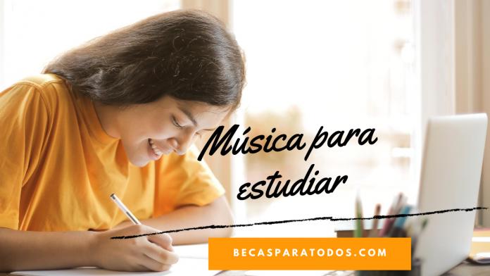 Música para estudiar y concentrarse