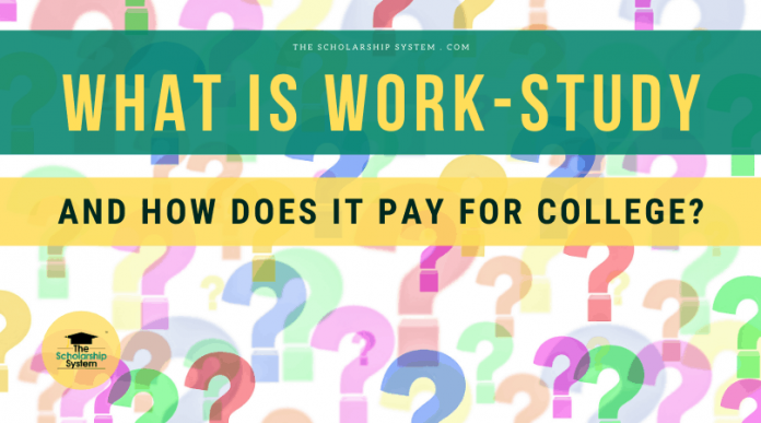 What Is Work-Study and How Does It Spend for College?
