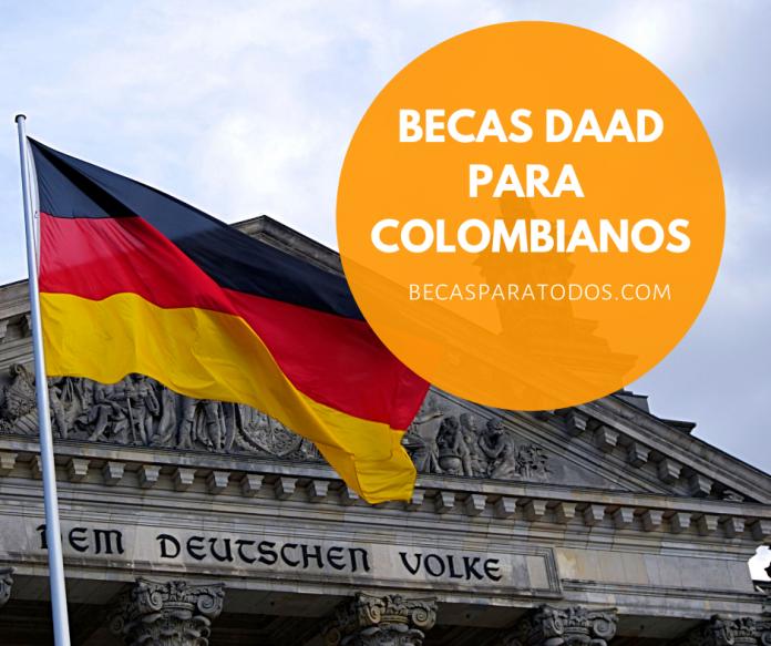 Becas DAAD Colombia para académicos y científicos