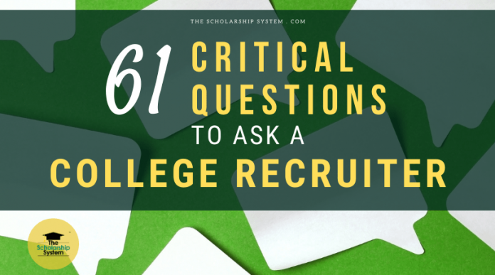 61 Important Concerns to Ask a College Employer