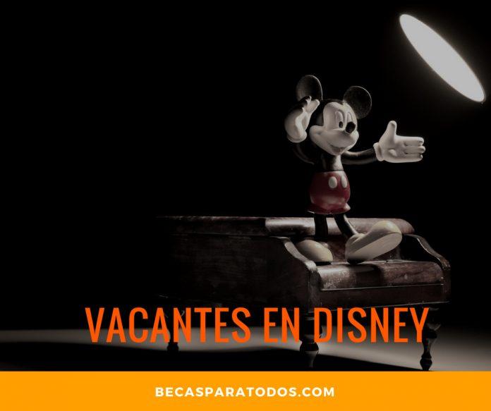 Comentario en Disney bolsa de trabajo en América Latina, mira las oportunidades por Eva L.