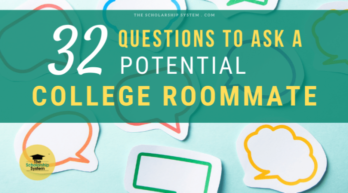 32 Concerns to Ask a Prospective Roomie for College