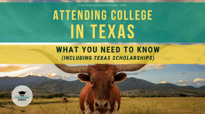 Participating In College in Texas: What You Required to Know (Consisting Of Texas Scholarships)