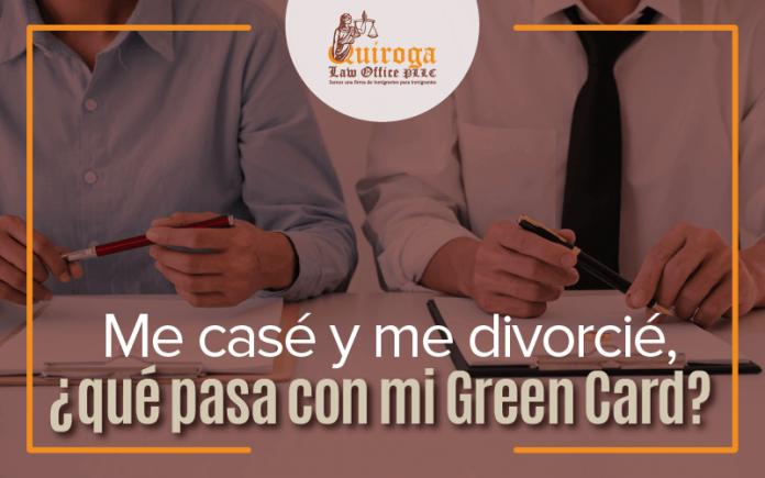 Me casé y me divorcié: ¿ qué pasa con mi Permit?
