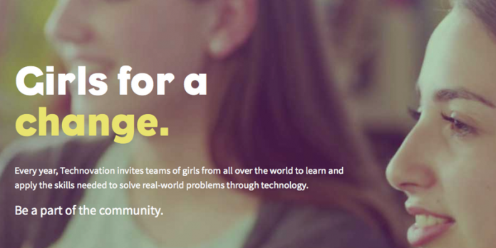 Technovation invita a mujeres y niñas a crear impacto con la tecnología