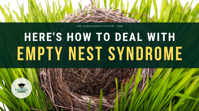 Here's How to Handle Empty Nest Syndrome