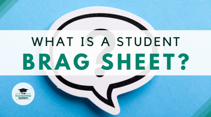 What Is a Trainee Brag Sheet?