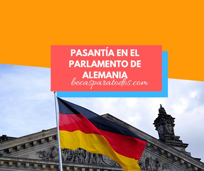 Beca para pasantía en el parlamento de Alemania, IPS