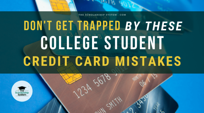Do not Be Caught by These University Student Charge Card Mistakes