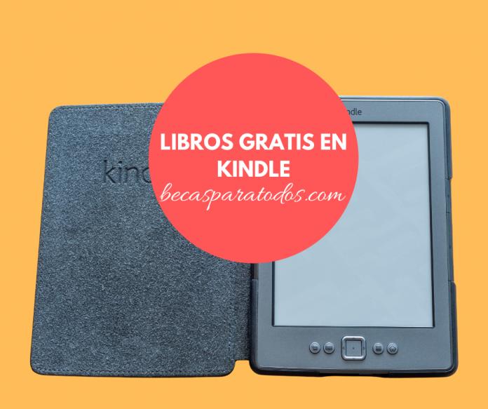Libros gratuitamente en Kindle, en chocho