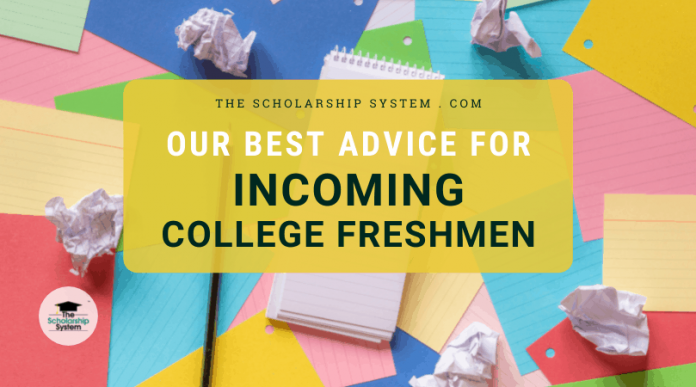 Our Finest Guidance for Incoming College Freshmen