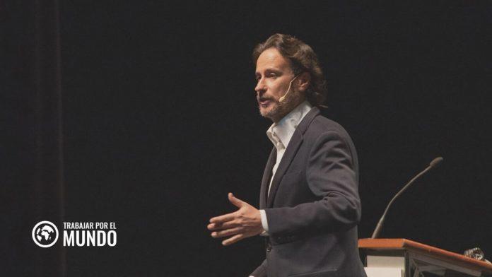 Vivir con entusiasmo: El evento gratuito de Victor Küppers que no te puedes perder