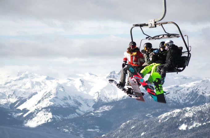 Trabajar en Aramón: La estación de esquí está seleccionando individual